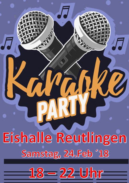 Karaoke Party jpg A4