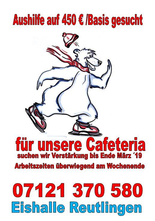 Aushilfe gesucht Cafeteria2