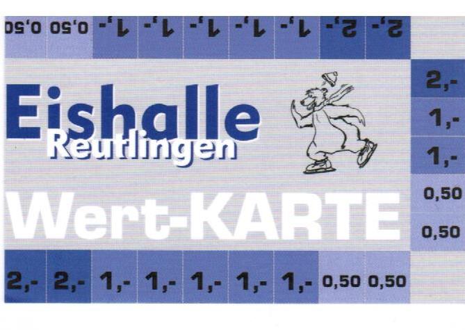 Wertkarte