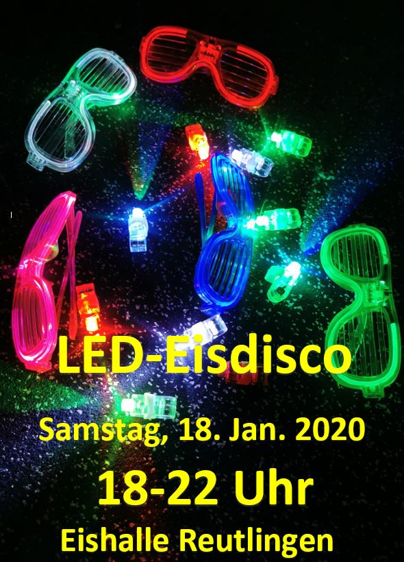 LED Eisdisco